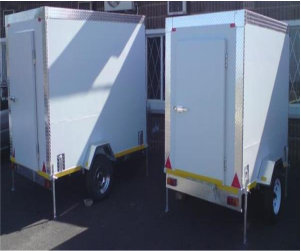 Mobile Chillers Freezers for Sale